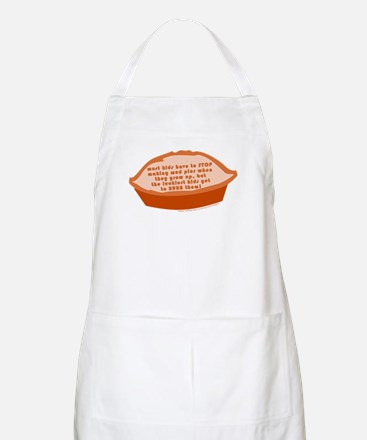 Burnt Mud Pie Apron