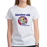 Adventures with Afterschool Buddy Women's T-Shirt