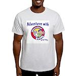 Adventures with Afterschool Buddy Light T-Shirt