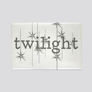 'Twilight' Rectangle Magnet