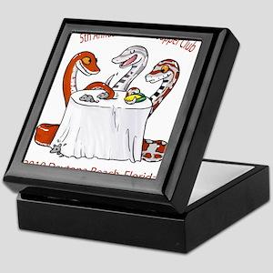 5th Annual Cornsnake Supper C Keepsake Box