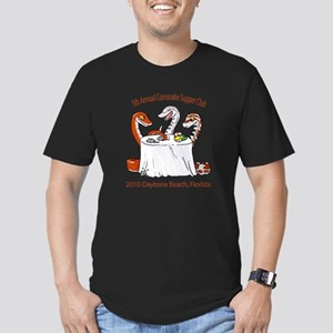 5th Annual Cornsnake Supper C Men's Fitted T-Shirt