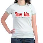 Team Mel Jr. Ringer T-Shirt