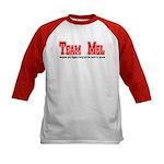 Team Mel Kids Baseball Jersey