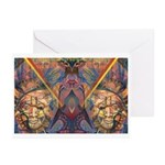 African Magic Greeting Cards (Pk of 10)