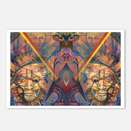 African Magic Postcards (Package of 8)