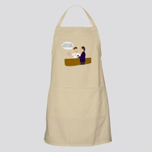 Funny Duct Tape Phone Apron