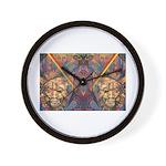 African Magic Wall Clock