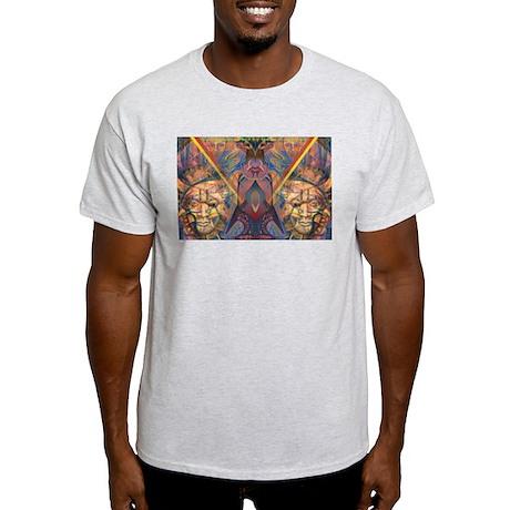 African Magic Ash Grey T-Shirt