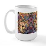 African Magic Large Mug