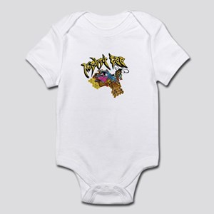 Graffiti Mighty Bee Infant Bodysuit
