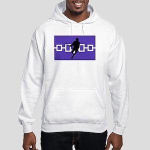Lacrosse Iroquois Nation Hooded Sweatshirt