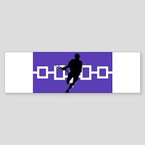 Lacrosse Iroquois Nation Sticker (Bumper)