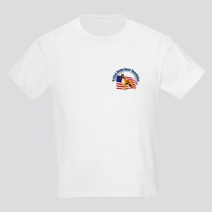 Track obey protect... Kids Light T-Shirt