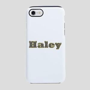 Haley Gold Diamond Bling iPhone 7 Tough Case