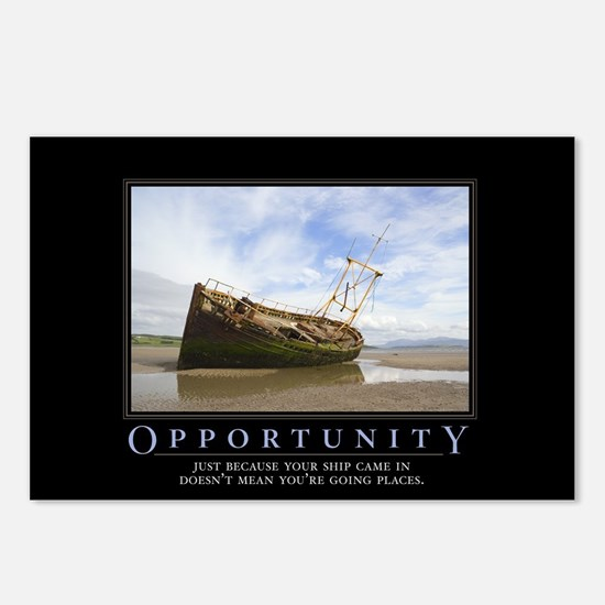 Opportunity Postcards (Package of 8)