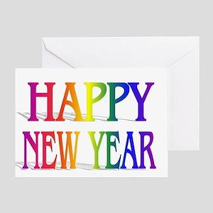 JEWISH HAPPY NEW YEAR Greeting Card
