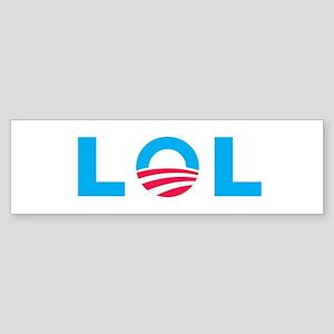 Obama LOLSticker (Bumper)