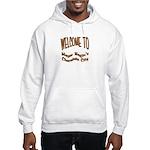 'Chocolate City' Hooded Sweatshirt/Hoodie