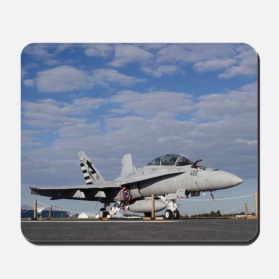 F18 Mousepad
