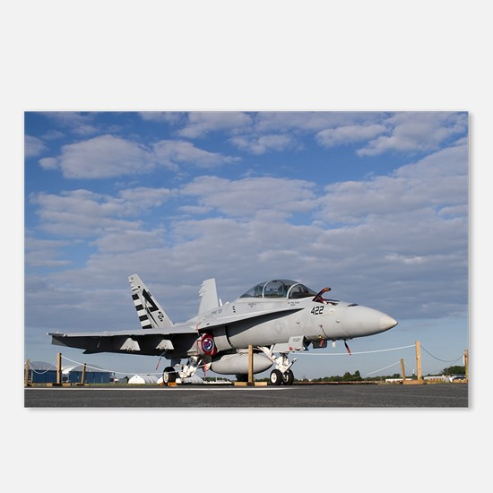F18 Postcards (Package of 8)