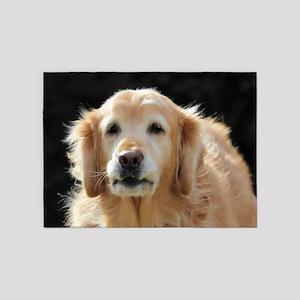 Oldie Goldie 5'x7'Area Rug