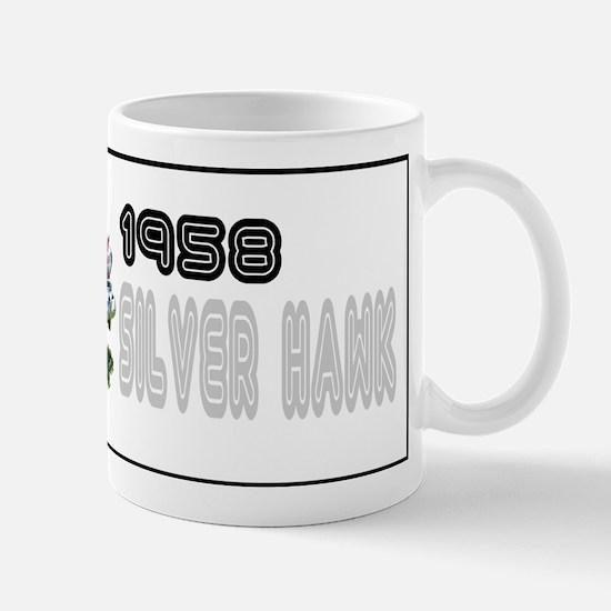 SilverHawk-bev Mugs