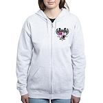 Missfit Armor Women's Zip Hoodie