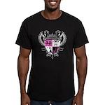 Missfit Armor Men's Fitted T-Shirt (dark)