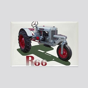 The Silver King R66 Rectangle Magnet
