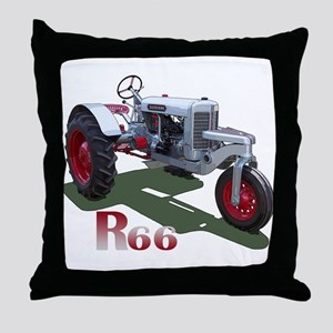 The Silver King R66 Throw Pillow