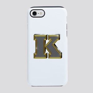 K Gold Diamond Bling iPhone 7 Tough Case