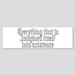 Everything Sticker (Bumper)