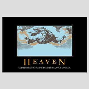 Heaven Large Poster