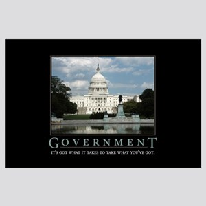 Government Large Poster
