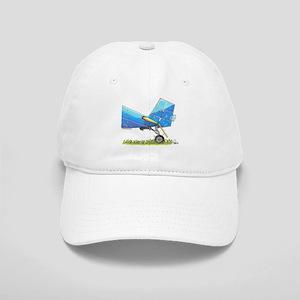 Blue Tail Cap