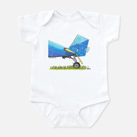 Blue Tail Infant Bodysuit