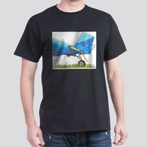 Blue Tail Dark T-Shirt