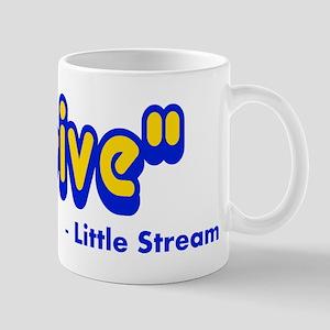 Give Said The Little Stream Mug