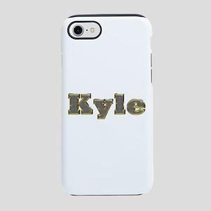 Kyle Gold Diamond Bling iPhone 7 Tough Case