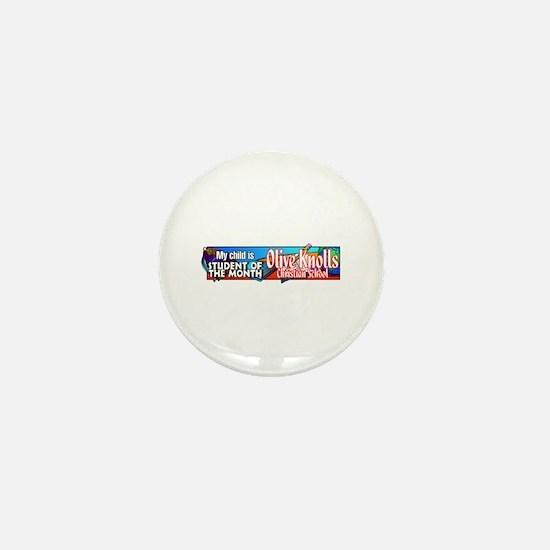 Cute Bakersfield Mini Button