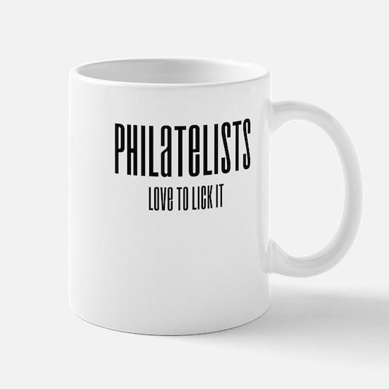 Philatelists Mug