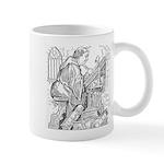 A Writer's 11 Ounce Ceramic Mug Mugs