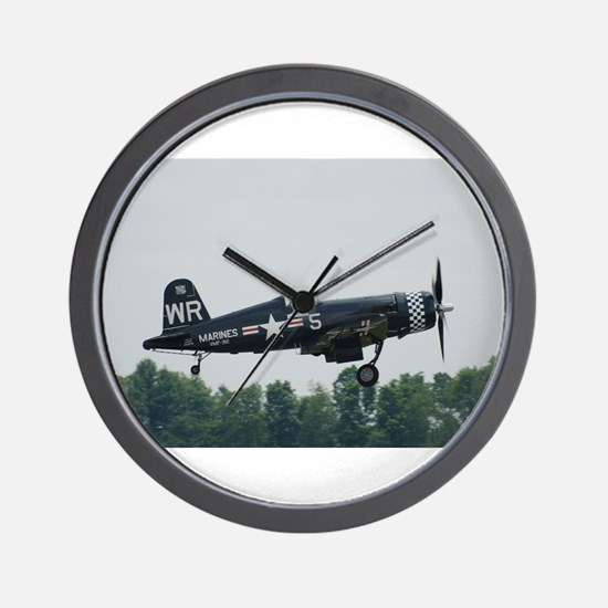 Cute Grumman Wall Clock