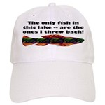 Men's Funny Fishing Cap