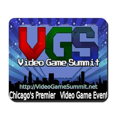 Video Game Summit Mousepad