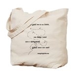 Pregnant Gnat Tote Bag