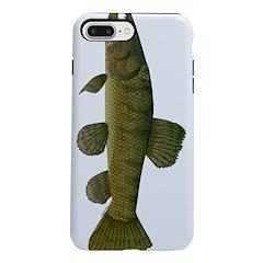 Amazon Wolf fish Trahira iPhone 8/7 Plus Tough Cas