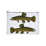 Amazon Wolf fish Trahira Makeup Bag