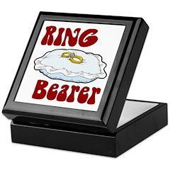 Ring Bearer Keepsake Box